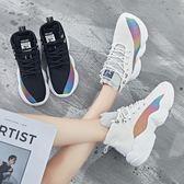 運動鞋 春季運動鞋韓版超火鞋子山本風老爹鞋學生百搭智熏【韓國時尚週】
