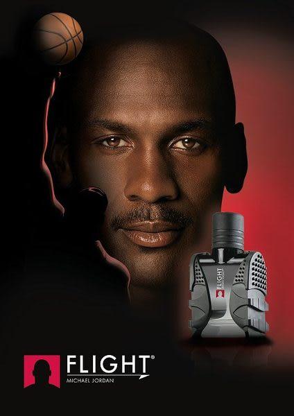 Michael Jordan Flight 夢想起飛淡香水 50ml Tester 包裝