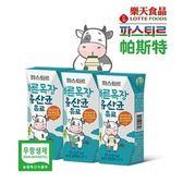 【LOTTE】樂天 帕斯特 乳酸菌飲料(125ml x3)
