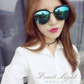 太陽眼鏡歐美簡約太陽鏡女式潮個性 果果輕時尚 果果輕時尚