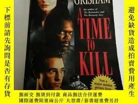 二手書博民逛書店A罕見TIME TO KILL( 不好)Y212829