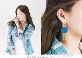 耳環韓國氣質長款吊墜女簡約夸張耳釘百搭流蘇耳飾品耳線耳墜 金曼麗莎