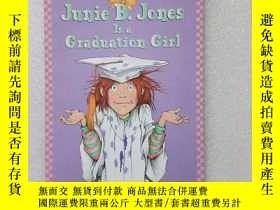 二手書博民逛書店Junie罕見B. Jones is a Graduation