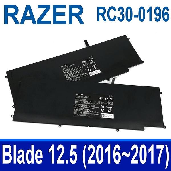 RAZER RC30-0196 . 電池 Blade Stealth 12.5 2016~2017年 2016 v2 RZ09-0196 01962 01963 01964 RZ09-0239