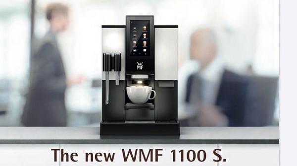 WMF 1100S 營業用 雙豆槽 全自動電腦咖啡機【 良鎂咖啡精品館 】