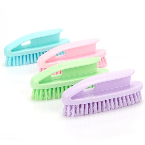 [超豐國際]塑料軟毛洗衣刷清潔刷洗鞋刷 刷鞋洗衣服的刷子板刷鞋刷