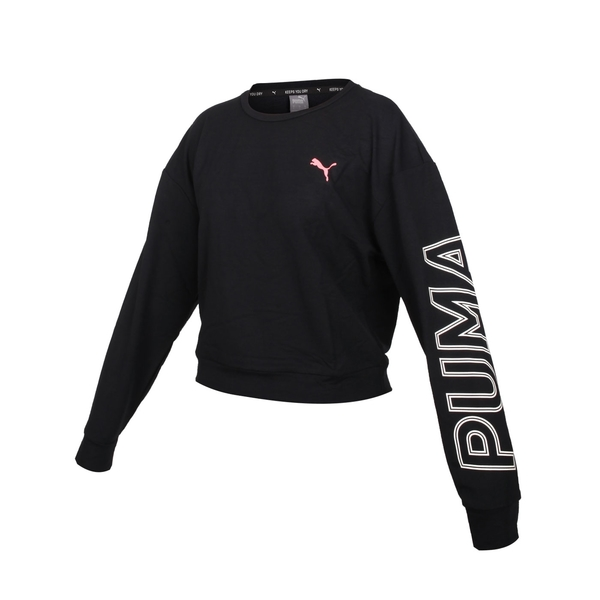 PUMA 女基本系列短版長袖T恤(歐規 慢跑 路跑 吸濕排汗 上衣≡體院≡ 58353961