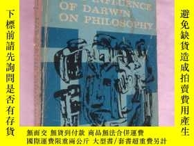 二手書博民逛書店The罕見Influence of Darwin on Phil