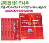 【降價出清】韓國LG CLAREN 倍麗兒 超有感牙齒美白貼片 8片裝 1盒