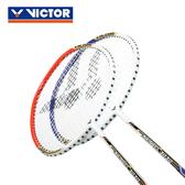 VICTOR 速度-穿線拍(羽球 羽毛球拍 訓練 勝利 免運 ≡排汗專家≡