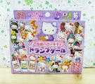【震撼精品百貨】Hello Kitty 凱蒂貓~限量版撲克牌-紫
