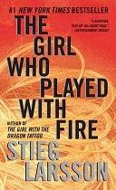 二手書博民逛書店 《The Girl who Played with Fire》 R2Y ISBN:0307476154│Vintage