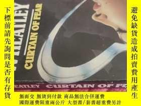 二手書博民逛書店【英文原版】Curtain罕見Of Fear ( 如圖)Y25633 Dennis Wheatley Gain