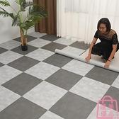地板貼水泥地加厚耐磨防水pvc地板貼地毯地貼【匯美優品】