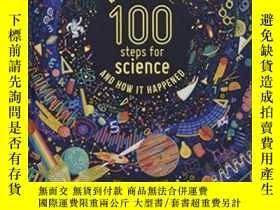 二手書博民逛書店100罕見Steps For ScienceY256260 Lisa Jane Gillespie Wide