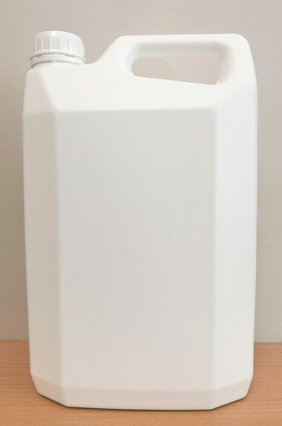 YT店【HDPE塑膠容器】農藥罐、肥料罐 4000cc 【台灣製MIT】可用來裝酒精及次氯酸水