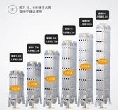 多功能折疊梯子鋁合金加厚人字梯伸縮梯家用梯樓梯竹節工程梯 aj6254『美鞋公社』