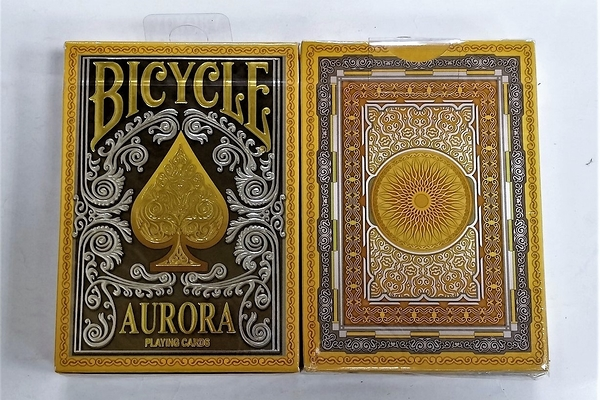 【USPCC撲克】BICYCLE AURORA PLAYING CARDS