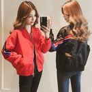 【GZ3E1】棒球外套 新款韓版原宿風休閒百搭寬鬆夾克短外套