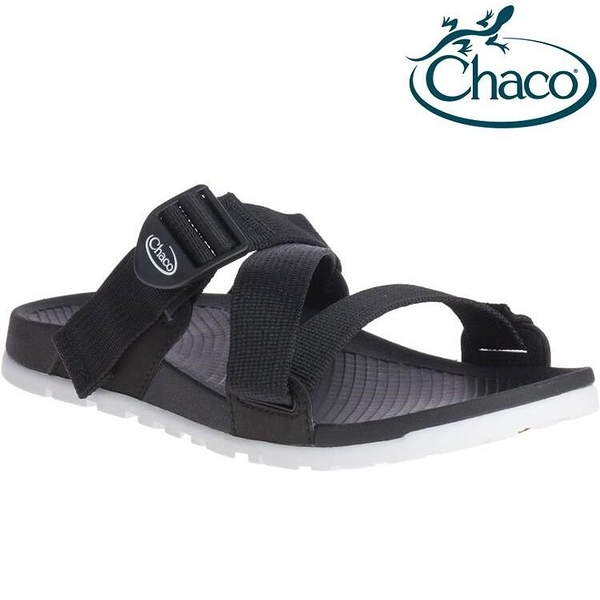 『VENUM旗艦店』Chaco Lowdown Slide 女款休閒拖鞋 CH-LSW01 H405 黑