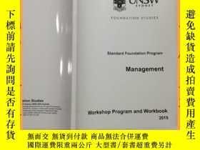 二手書博民逛書店英文書罕見UNSW sydney foundation studies standard foundation P