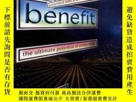 二手書博民逛書店Net罕見Benefit : Guaranteed Electronic Markets : The Ultima