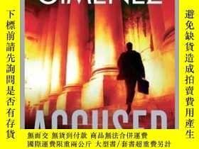 二手書博民逛書店罕見Accused被告,馬克·吉曼尼斯作品,英文原版Y449990 Mark Gimenez Sphere I