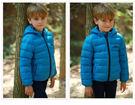 男Baby男童裝秋冬羽絨外套 保暖輕量型男嬰幼童外套
