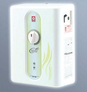 櫻花牌熱水器 電熱式熱水器 SH186