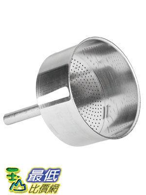 [美國直購] Bialetti 06611 / 06877 Moka Express 6-Cup 經典摩卡壺 替換漏斗 6杯 適用