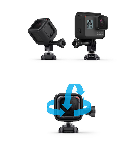 GoPro-球型可調角度快拆底座 (ABJQR-001)