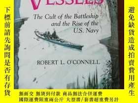 二手書博民逛書店Sacred罕見vessels: The cult of the
