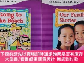 二手書博民逛書店review罕見& routines shared reading our family stories goin