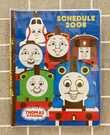 【震撼精品百貨】湯瑪士小火車_Thomas & Friends~湯瑪士證件套/書皮-藍#54273