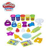 Play-Doh【培樂多】廚房系列 糖霜蛋糕遊戲組