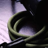【King】原創相機背帶超耐磨登山繩皮套款『摩登大道』