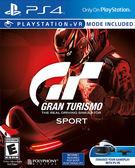 PS4 Gran Turismo Sport 跑車浪漫旅 競速(美版代購)