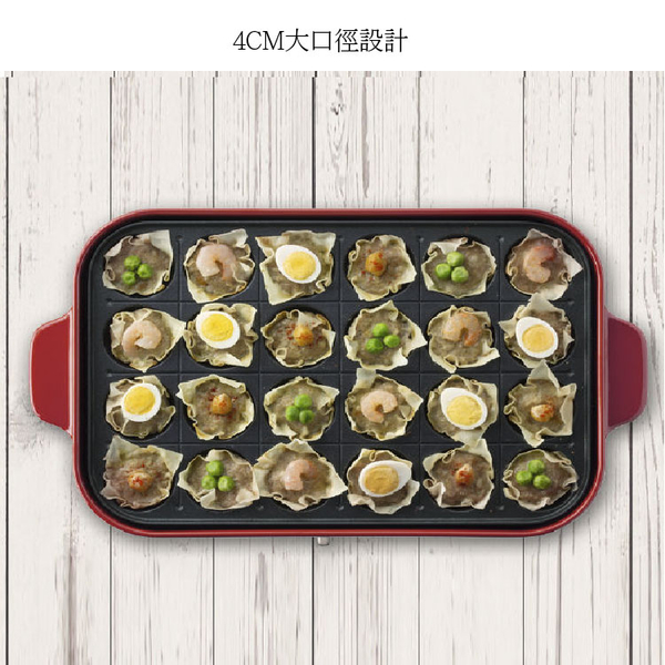 BRUNO BOE021 TAKO 章魚燒烤盤 烤盤 鑄鐵烤盤 平板料理盤 料理盤 原廠公司貨