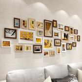 簡約現代客廳網格照片墻裝飾相框墻掛墻創意組合懸掛歐式相片墻