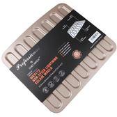 泡芙模具烘焙烤盤烤箱用不粘長條形「巴黎街頭」