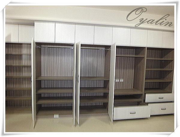 【歐雅 系統家具 】衣櫃結合電視櫃