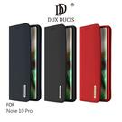 摩比小兔~DUX DUCIS SAMSUNG Note 10+ WISH 真皮皮套 軟套 軟殼 手機殼套 保護殼