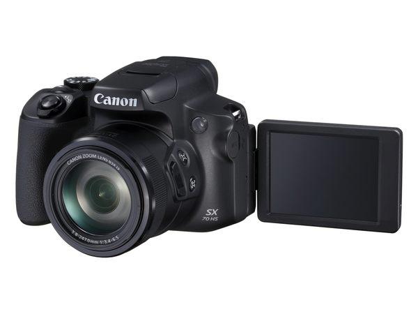 《映像數位》Canon PowerShot SX70HS 65倍光學變焦.4K錄影【台灣佳能公司貨】【現貨】*