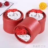 創意糖盒結婚喜糖盒子韓式浪漫個性婚禮小禮盒裝糖用的盒包裝 一米陽光