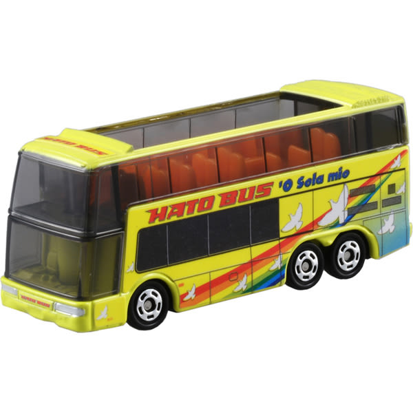 TOMICA 多美小汽車 NO﹒42 HATO BUS