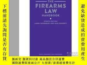 二手書博民逛書店Firearms罕見Law HandbookY346464 La