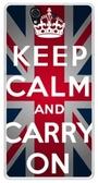 ✿ 3C膜露露 ✿ {字母國旗*水晶硬殼} Sony Xperia Z /L36H / C6602手機殼 手機套 保護套 保護殼