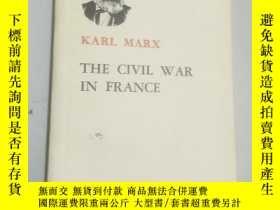 二手書博民逛書店The罕見CIVIL WAR IN FRANCEY265801