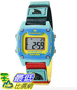 [106美國直購] Freestyle 手錶 Unisex 10022926 B00TYE8NEI Shark Classic Mini Digital Display Japanese Quartz