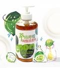 達觀 萃綠檸檬碗盤清潔劑 500ml/瓶 12瓶